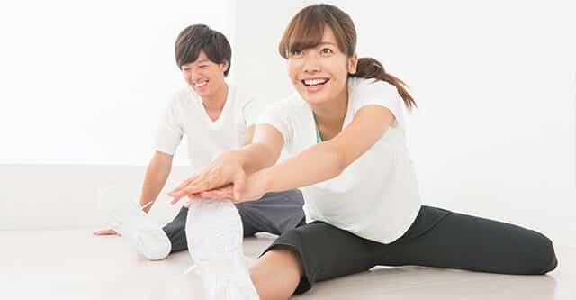 痛みの解消だけでなく健康的で美しい身体づくりもサポート